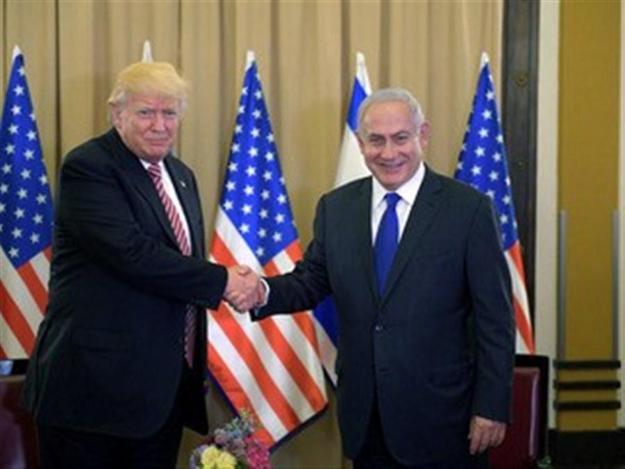 Trump declares Palestine ready for peace talks
