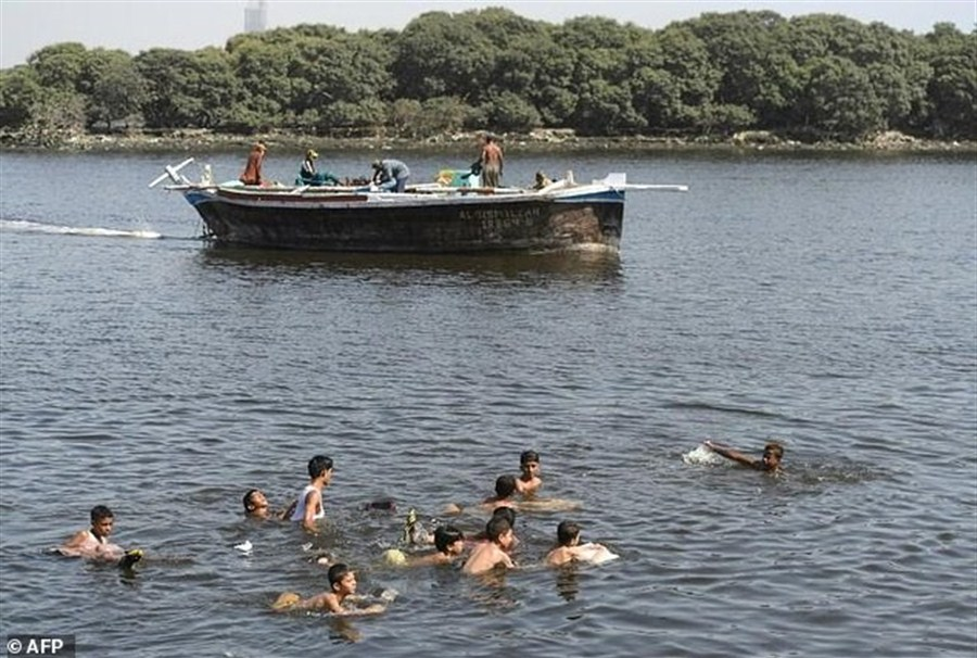 Pakistan's Karachi bans swimming for six months after drownings