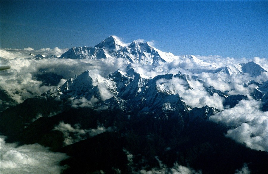 Nepal says bodies of 4 Everest climbers not from this year's climbing season