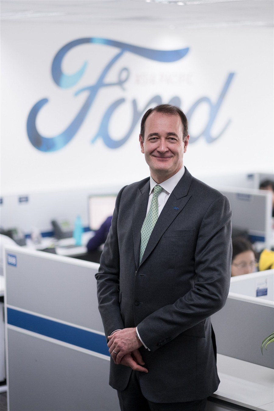 Ford China announces new CEO