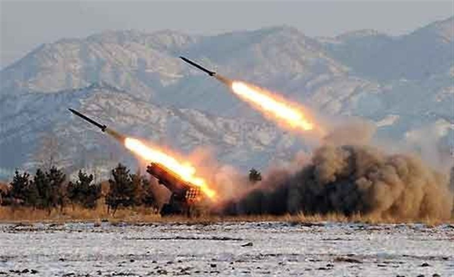 US military says DPRK launched short-range ballistic missile