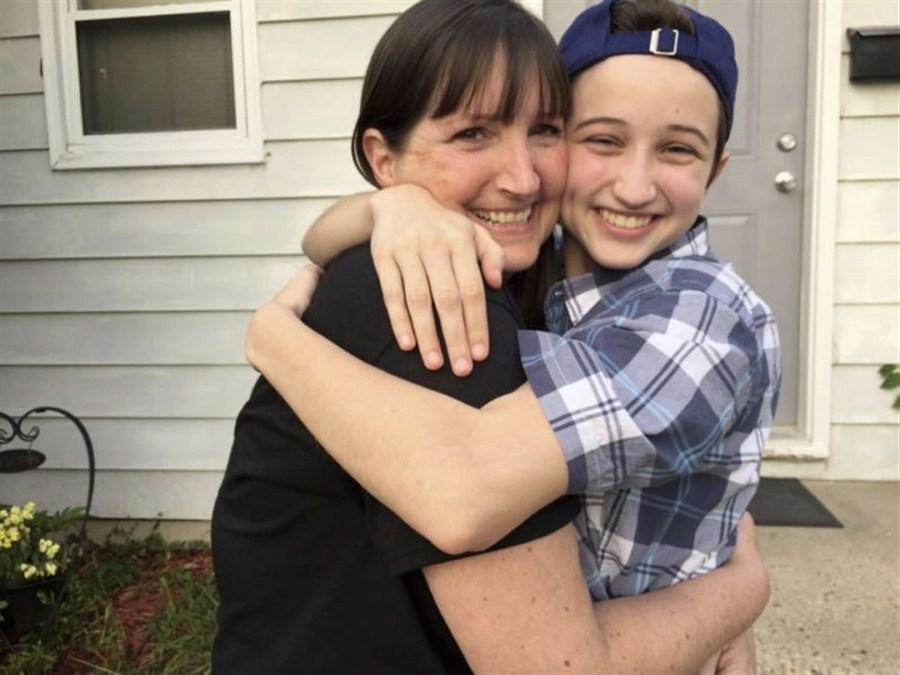 Transgender student wins appeal in final week of school