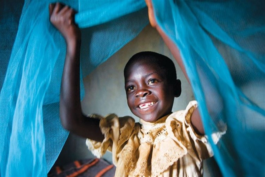 Millions of bed nets delivered to fight malaria in West Africa
