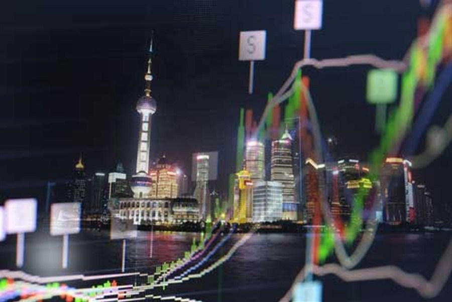 Shares rise as liquidity woes ease