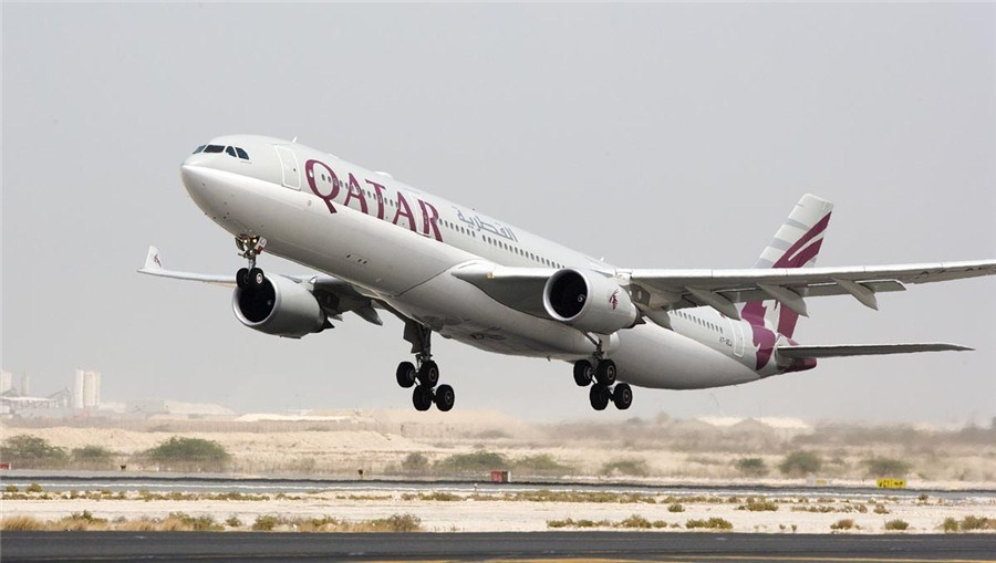 Qatar Airways urges UN action against Gulf 'blockade'