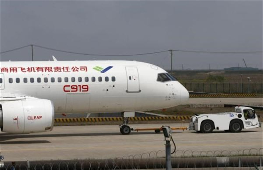 C919 orders hit 600 on new deal