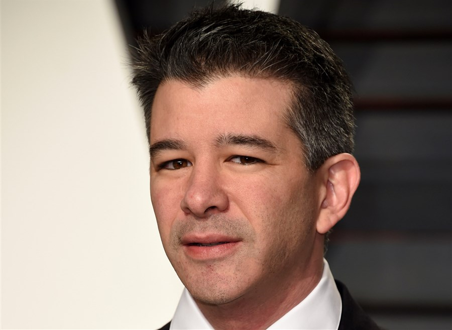 Embattled Uber CEO Kalanick to take leave of absence