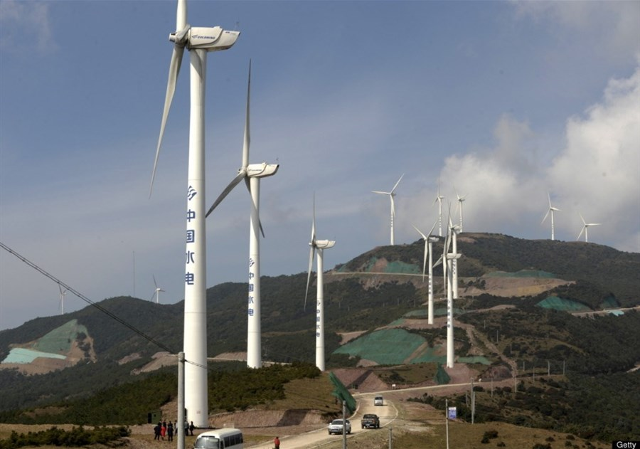 China at forefront of global energy transition