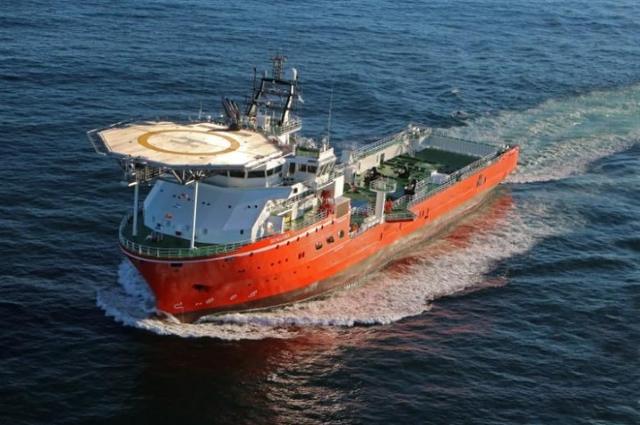 De Beers launches diamond exploration vessel off Namibia
