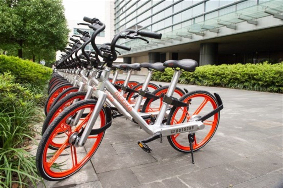 More capital for Mobike to go global