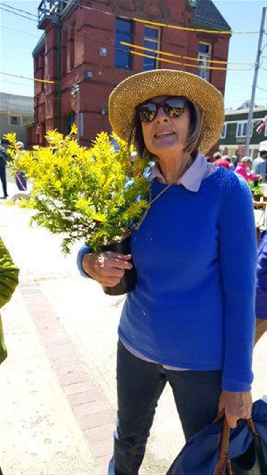 Rare and unusual plant sale's a draw for Nova Scotia town