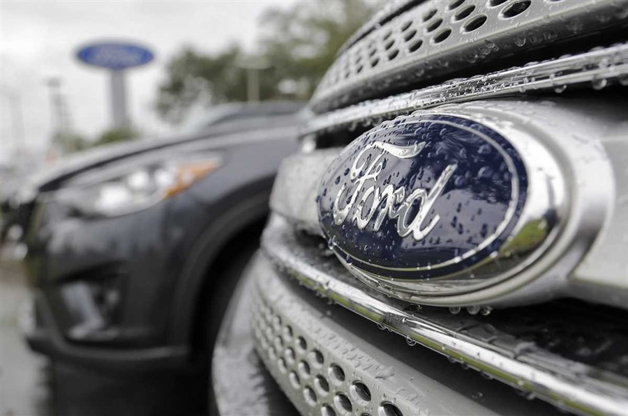 Ford to import Focus car from China