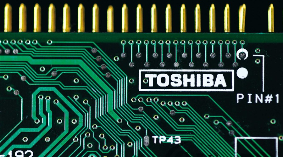 Toshiba chooses US-Japan suitor