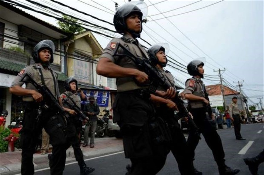 Indonesia police find IS stash in raid