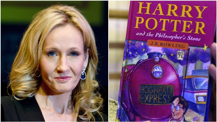 Rowling celebrates 20 years of Potter rage