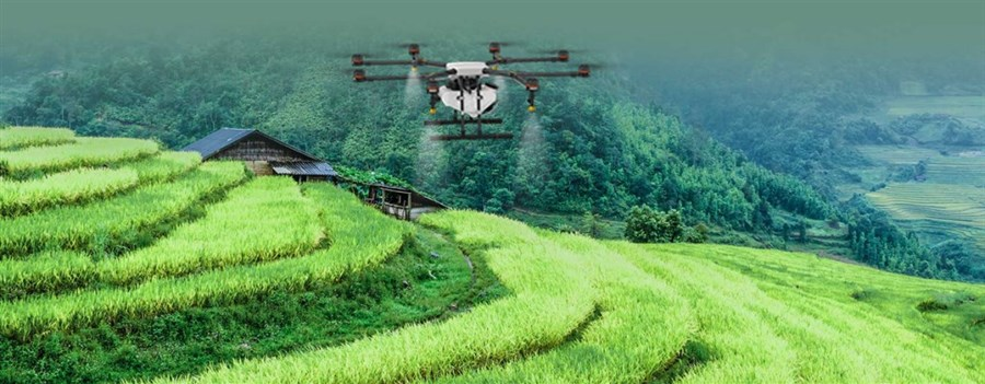 DJI eyes agriculture industry