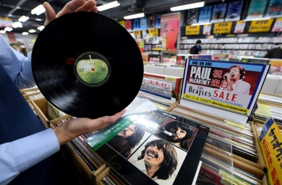 Sony to make vinyl after 30-year hiatus