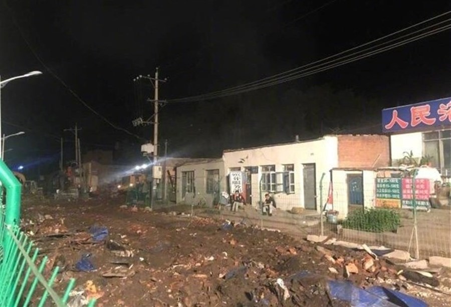 Gas pipeline explosion kills 5, injures 89 in northeast China