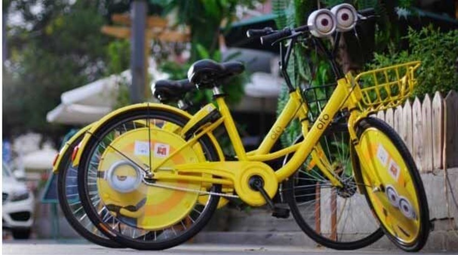 Ofo raises US$700m as rivalry heats up