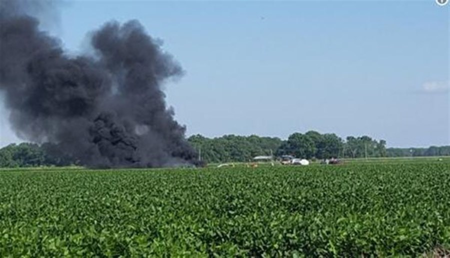 Military plane crashes in Mississippi; at least five killed: reports