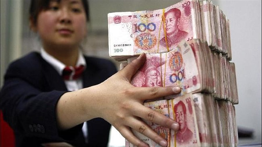 June sees rise in new yuan loans