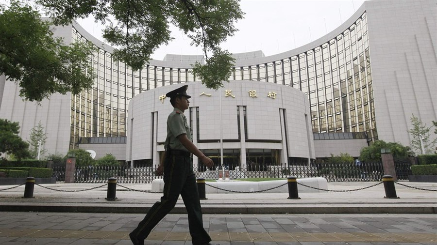 PBOC sending a signal with new cash injections