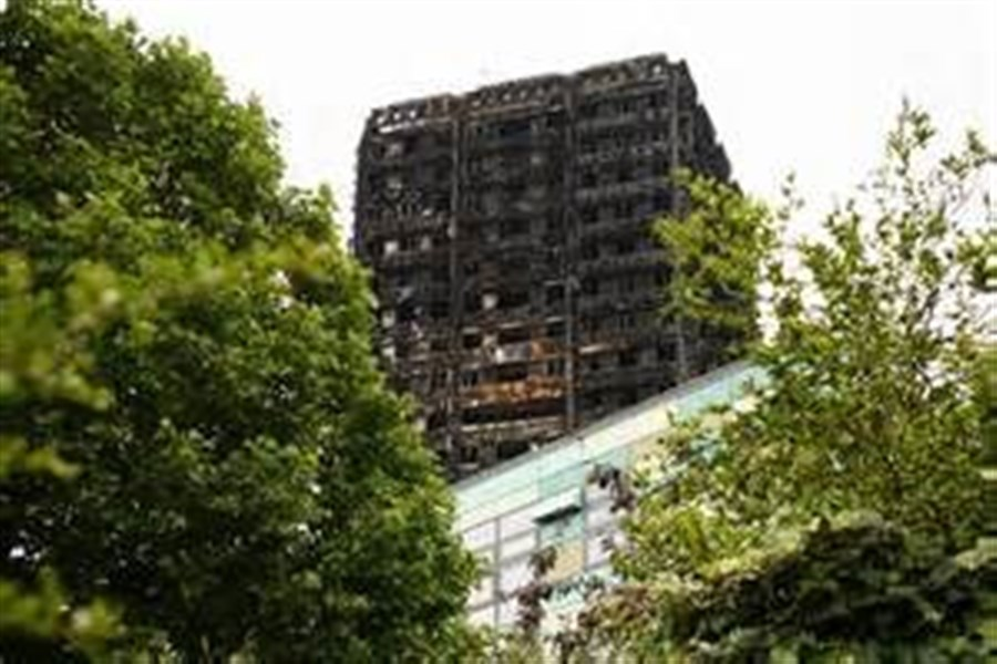 'Months' before UK fire victims identified