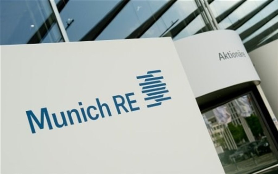 Natural disasters less devastating in 2017: Munich Re