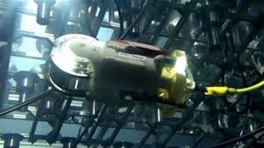 Swim robot probes Fukushima reactor to find melted fuel
