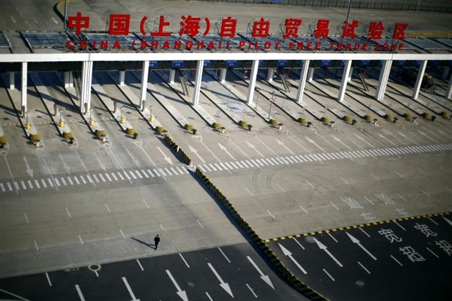 Shanghai's H2 foreign trade set to be strong