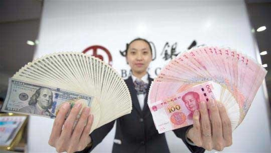 China's forex capital flows most balanced in 3 years