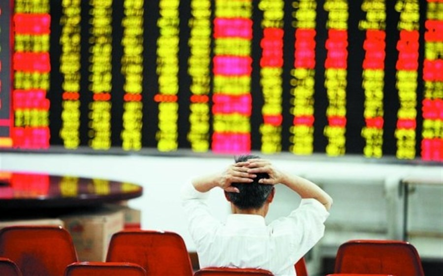 Shanghai stocks drop after a three-day rebound