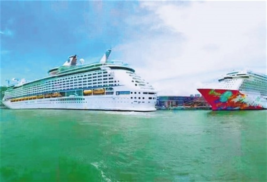 Chinese cruise travel market sails wave of growth