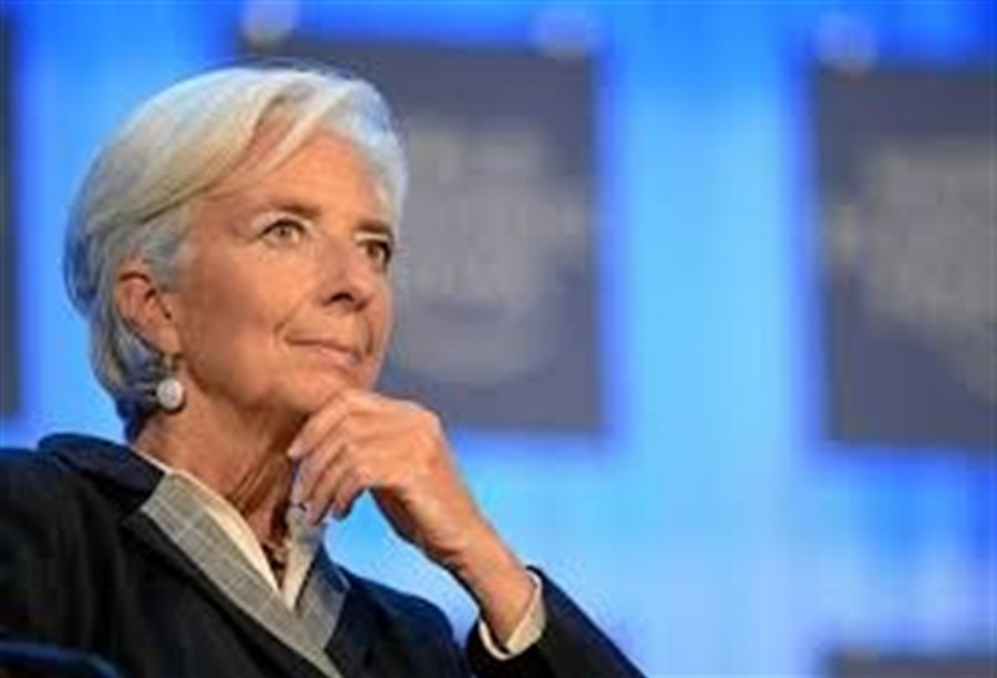 IMF could be based in Beijing in a decade-Lagarde