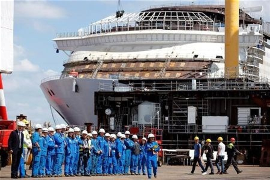 France to nationalize shipyard if Italy refuses offer