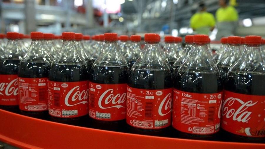 Coca-Cola suffers big profit drop