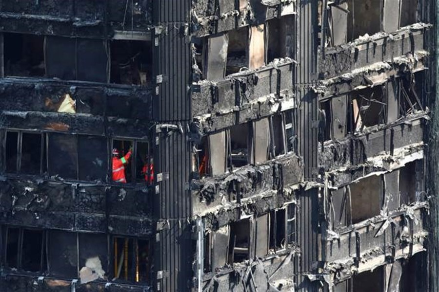 Six UK student buildings fail cladding fire safety tests