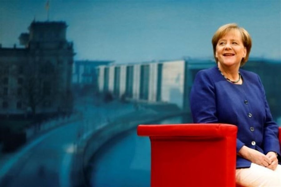 Economic euphoria propels Merkel towards fourth term