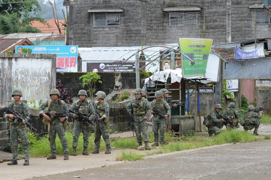 Avoid southern Philippines: Western governments