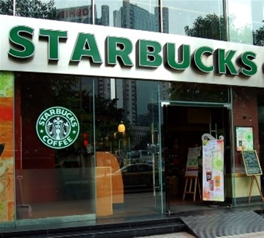 Starbucks set to own East China stores