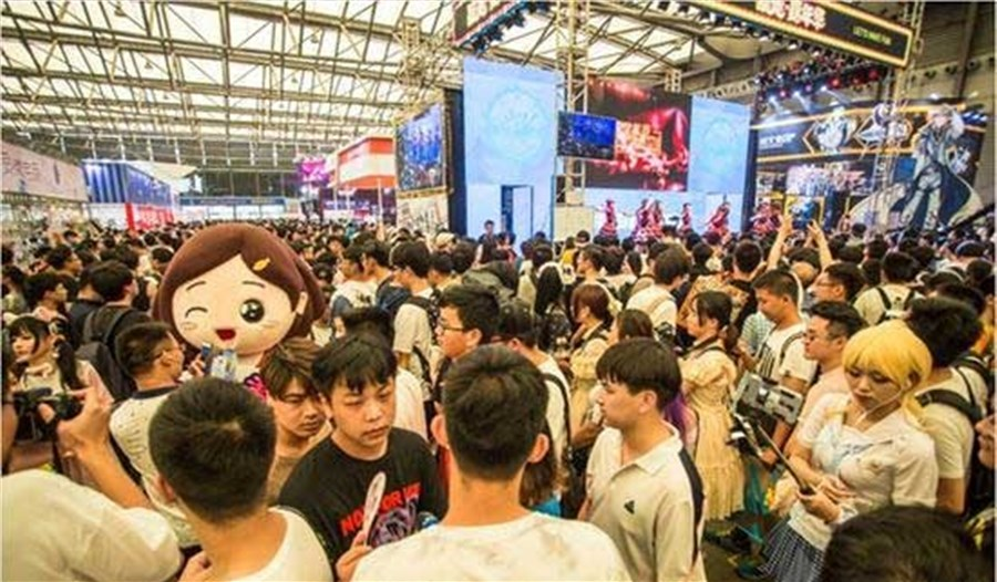 Gaming takes pride of place at Chinajoy