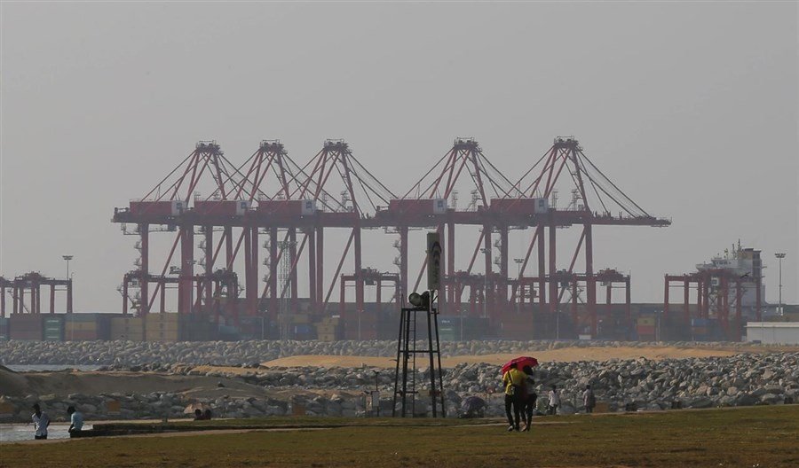 Sri Lanka, China sign US$1.1b port deal to boost Belt and Road
