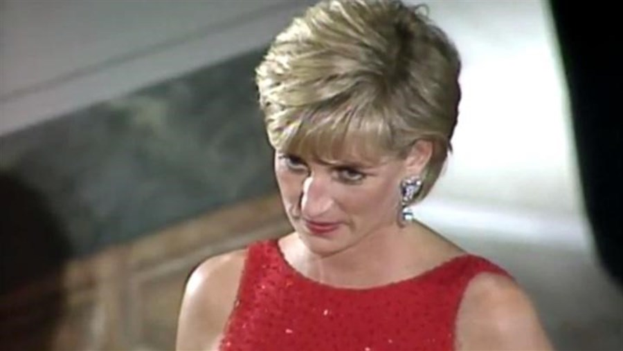 Diana's words on failed marriage on UK TV
