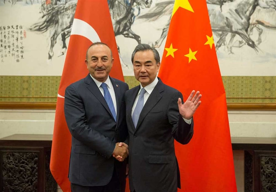 Turkey vows it will root out militants threatening China