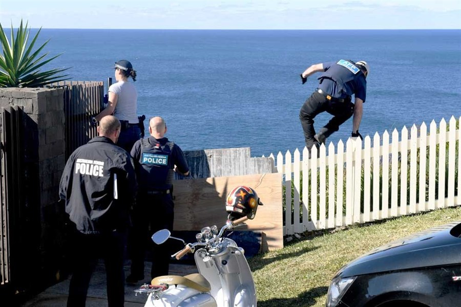 3 countries targeted in drugs raids and arrests