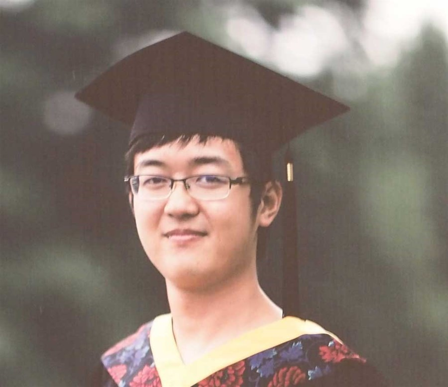 Attacker gets life for killing of graduate student from China