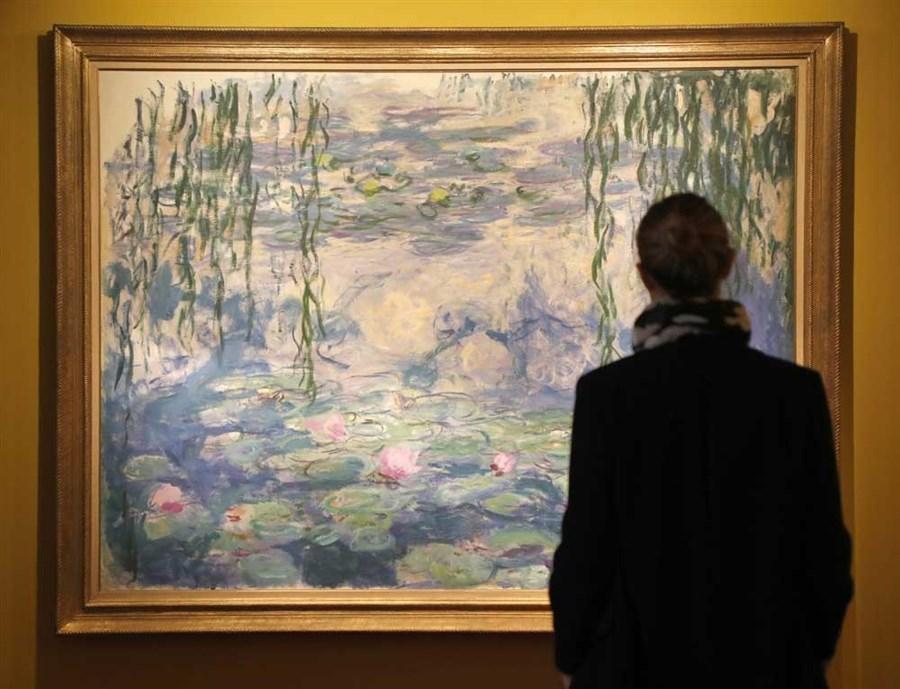 Monet's secret is out