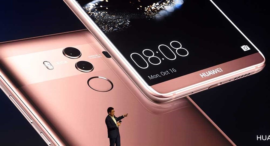 Huawei talks AI features on new phone