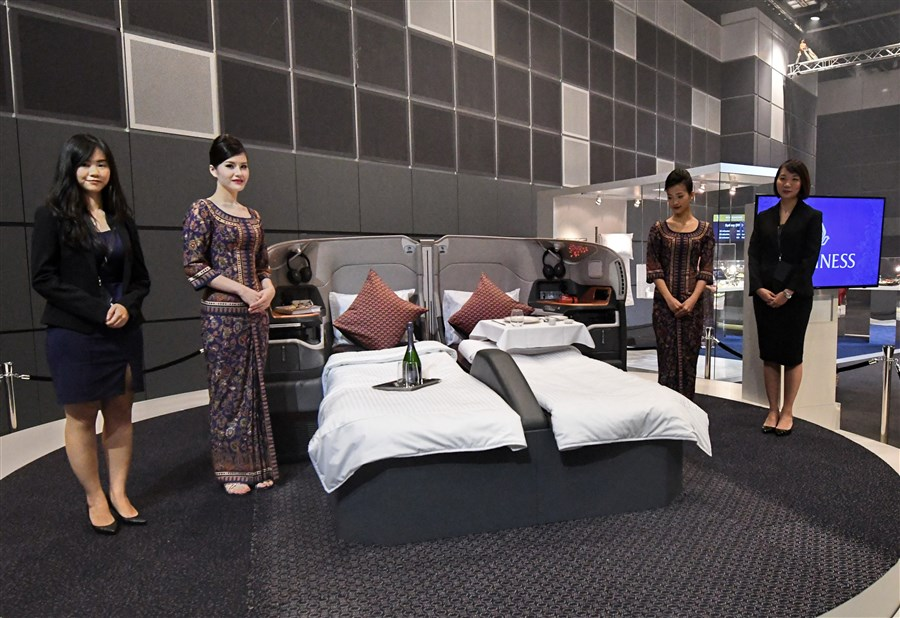High luxury at US$850m