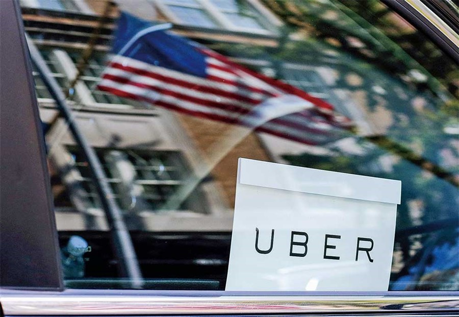 Uber paid hackers to cover up huge breach